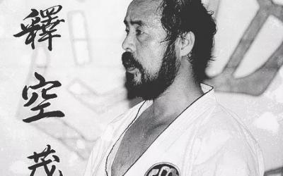 Who is | Soke Shigeru Kimura