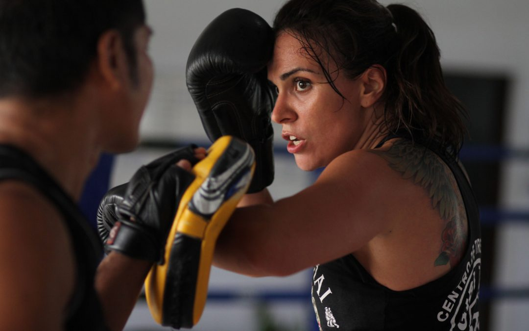 A-Z on Why KickBoxFit is an Awesome Workout