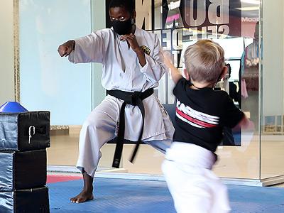 Kids Karate